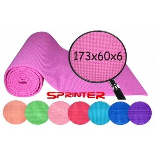 Коврик для йоги и фитнеса SPRINTER Colour