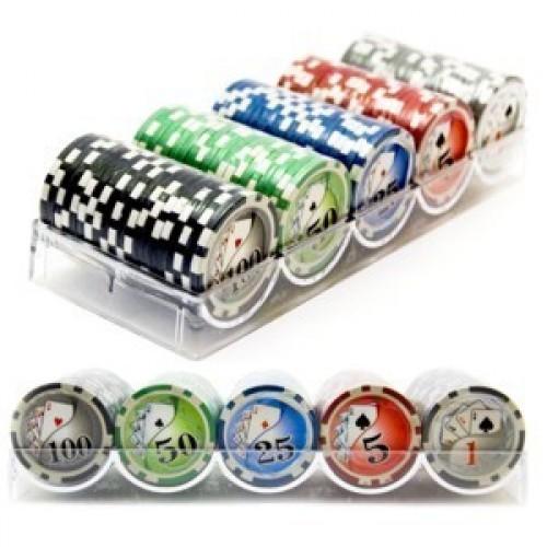 Фишки для игры в покер 100