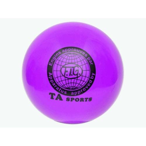 Мяч для художественной гимнастики TA sports 19см