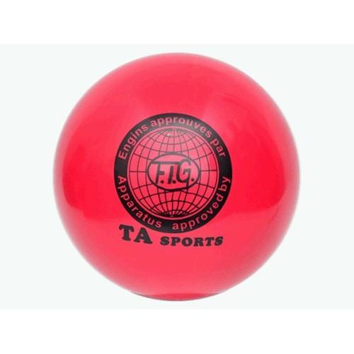 Мяч для художественной гимнастики TA  sports 15см