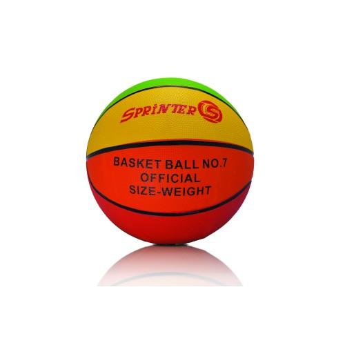 Мяч баскетбольный SPRINTER Official Size-Weight #7