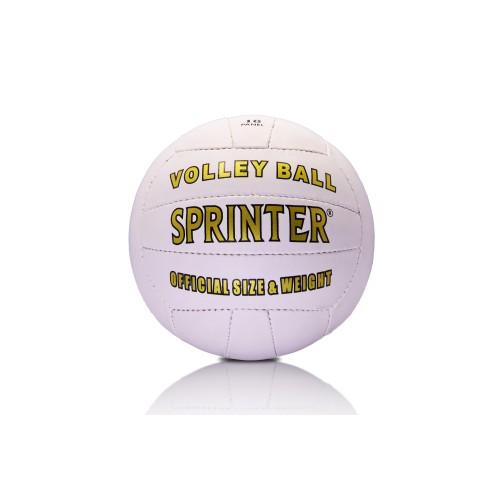 Мяч волейбольный SPRINTER 18 Panel White