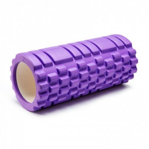 Роллер массажный для йоги 45
