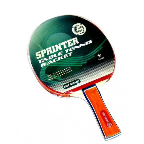 Ракетка для настольного тенниса SPRINTER 1-6Star